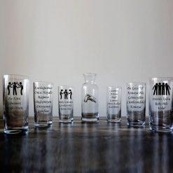 6'lı Rakı Bardağı Setleri