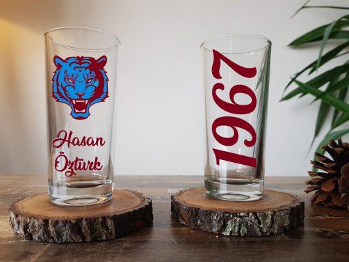 Trabzonspor rakı bardağı